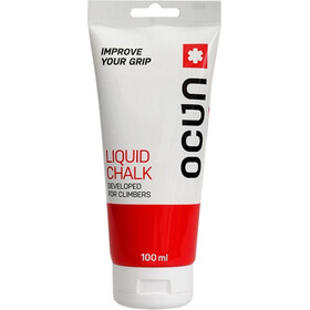Ocun Chalk Liquid 100ml magnesium rood/wit